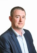 Chris Moore – Health and Safety Director, Business and Industry division, Compass Group UK & Ireland